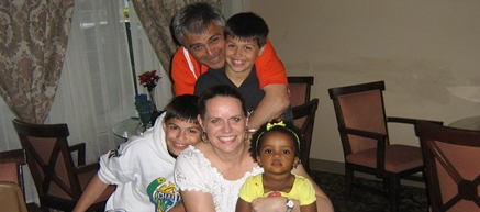 Family Evolution: The Meaning of Multicultural